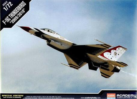 Academy F-16C Thunderbirds 1:72