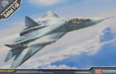 Academy Sukhoi T-50 1:72