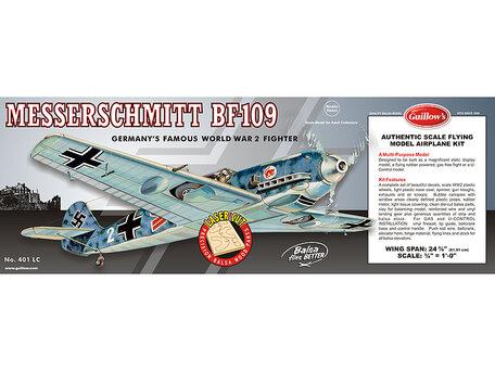 Guillow's Messerschmitt Bf-109 1:16 (401)