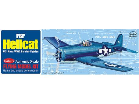 Guillow's F6F Hellcat 1:30 (503)