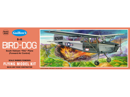 Guillow's Cessna Bird Dog 1:24 (902)