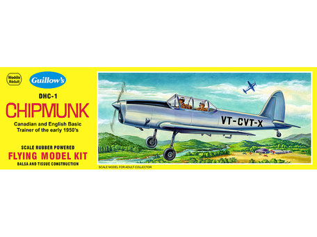Guillow's D.H. Chipmunk 1:24 (903)