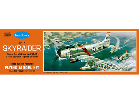 Guillow's Skyraider 1:35 (904)