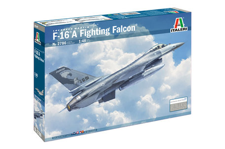 Italeri F-16 A Fighting Falcon 1:48 (2786)