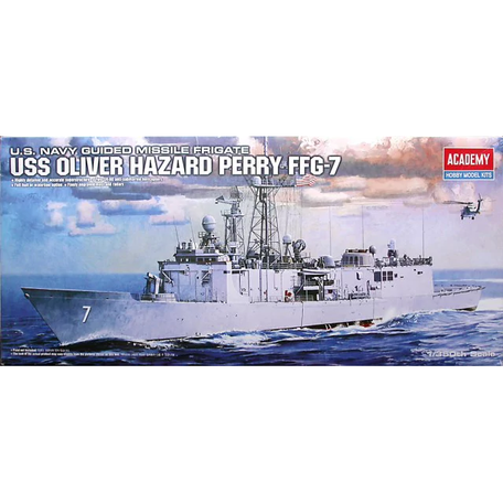 Academy USS Oliver Hazard Perry 1:350