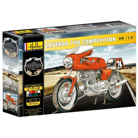 Heller Laverda 750 Competition 1:8