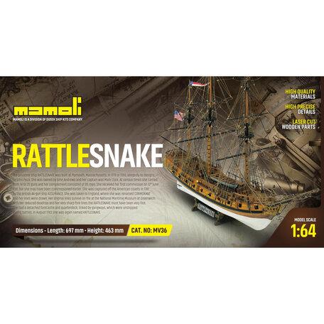 Mamoli Rattle Snake 1:64