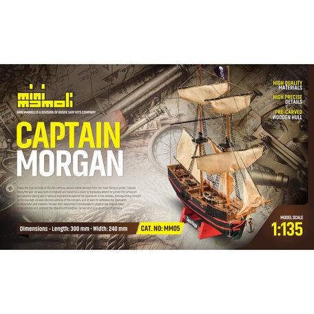 Mamoli Captain Morgen 1:135