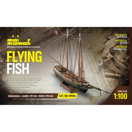 Mamoli Flying Fish 1:100