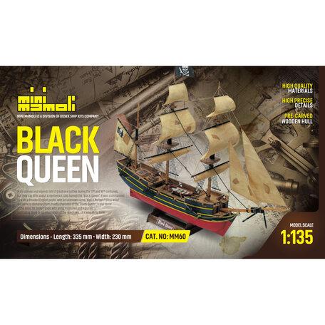 Mamoli Black Queen 1:135