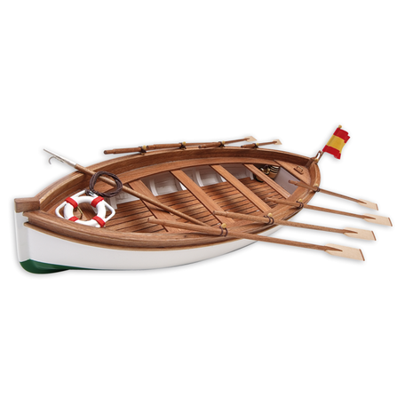 Artesania Latina Lifeboat of J.S. Elcano 1:35 (19019)