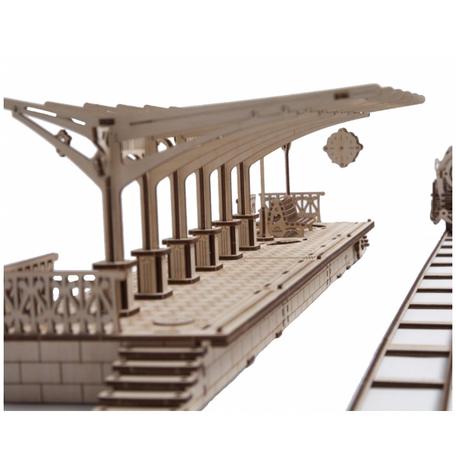 UGears Trein Station (70013)