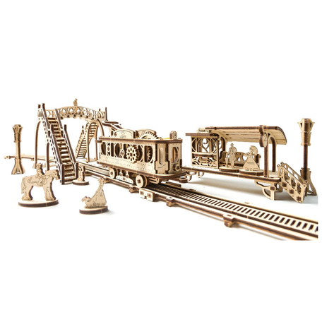 UGears Tramlijn (70028)