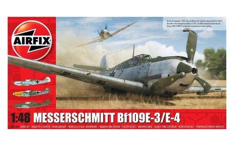 Airfix Messerschmitt Bf109E-3/E-4 1:48