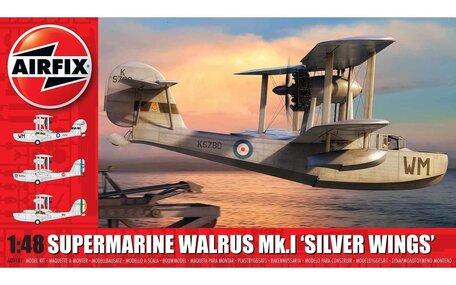 Airfix Supermarine Walrus Mk.1 Silver Wings 1:48