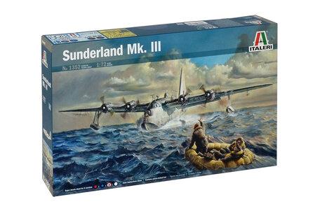 Italeri Sunderland Mk. III 1:72