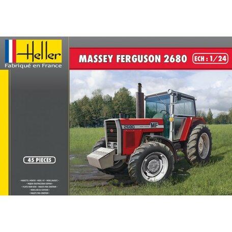 Heller Massey Ferguson 2680 1:24