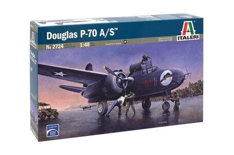 Italeri Douglas P-70 A/S 1:48