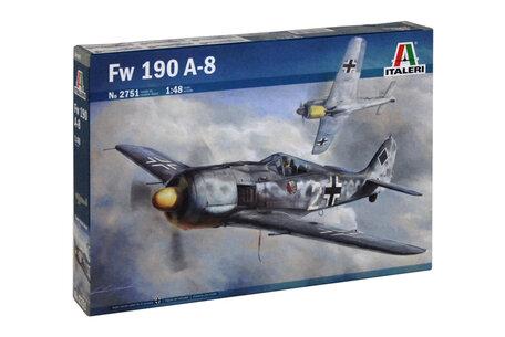 Italeri Fw 190 A-8 1:48
