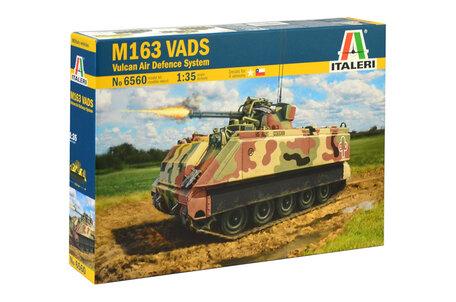 Italeri M163 VADS 1:35