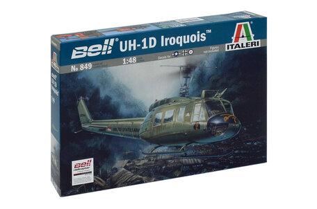 Italeri Bell UH-1D Iroquois 1:48
