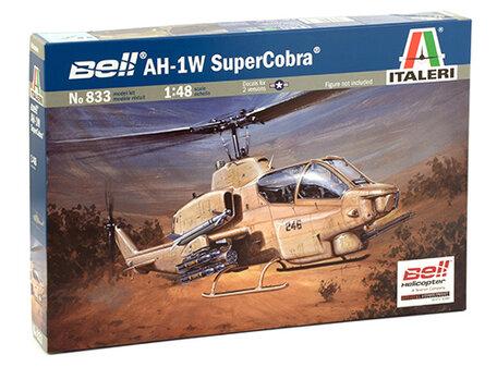 Italeri Bell AH-1W SuperCobra 1:48