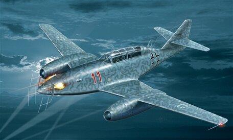 Italeri Me 262 B-1a/U1 Nachjager 1:48