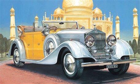 Italeri Rolls-Royce Phantom II 1:24