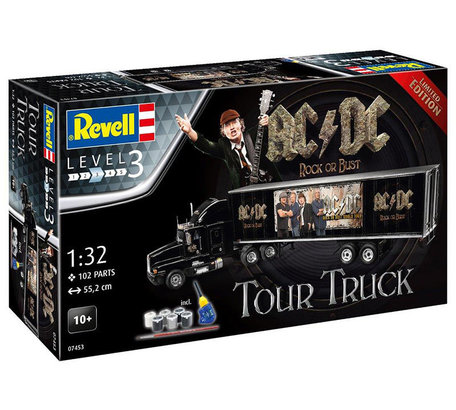 Revell ACDC Tour Truck 1:32
