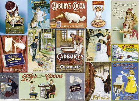Gibsons Cadbury's Cocoa