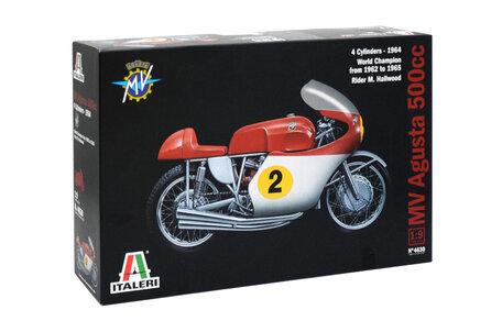 Italeri MV Agusta 500cc 1:9