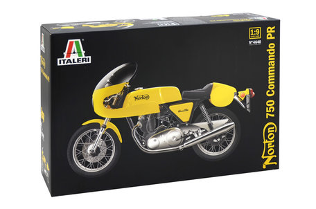 Italeri Norton 750 Commando PR 1:9