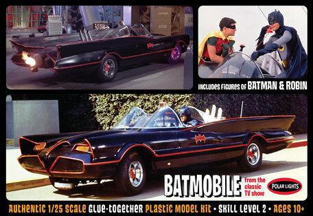 Polar Lights Batmobile 1:25