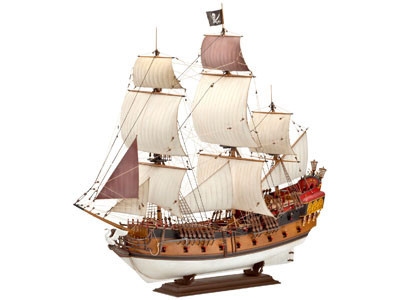 Revell Pirate Ship 1:72
