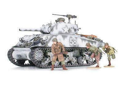 Tamiya M4 A3 Sherman 1:35