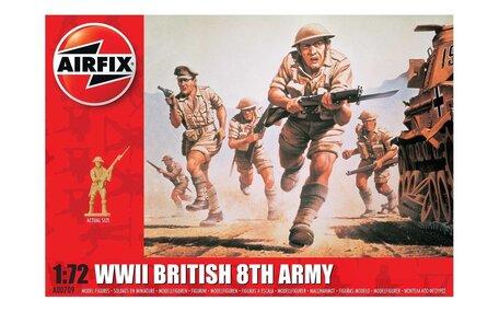 Airfix British 8th Army WWII 1:72