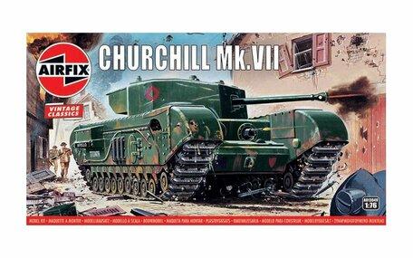 Airfix Churchill Mk.VII Tank 1:76