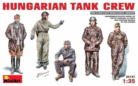 MiniArt Hungarian Tank Crew 1:35
