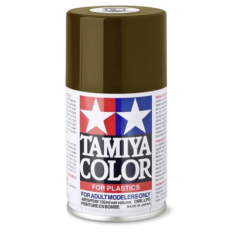 Tamiya TS-1: Red Brown