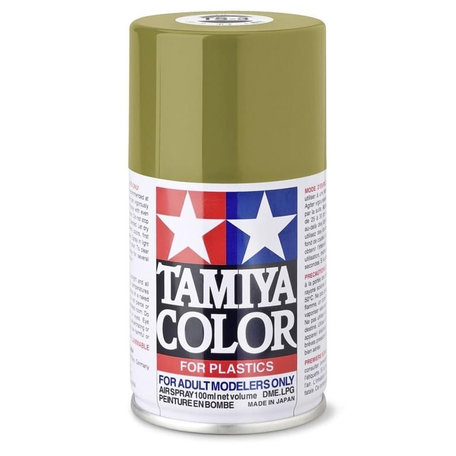 Tamiya TS-3: Dark Yellow