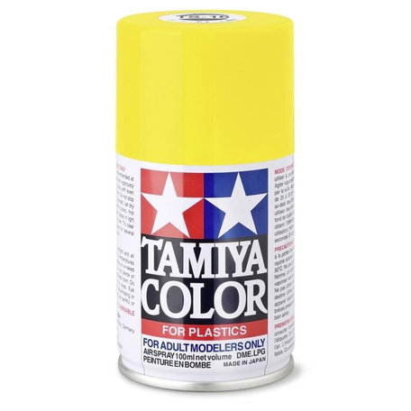 Tamiya TS-16: Yellow
