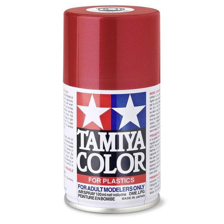 Tamiya TS-18: Metallic Red