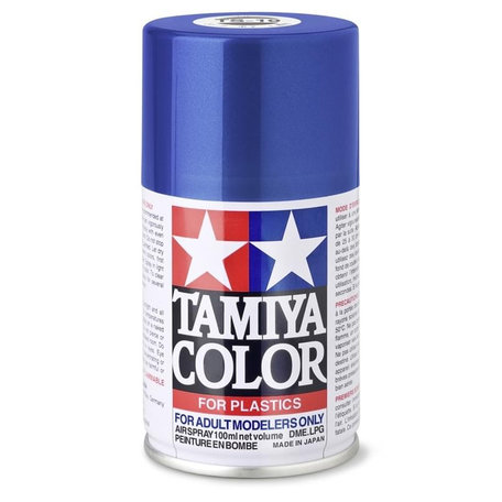 Tamiya TS-19: Metallic Blue