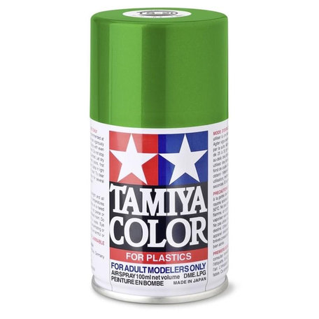 Tamiya TS-20: Metallic Green