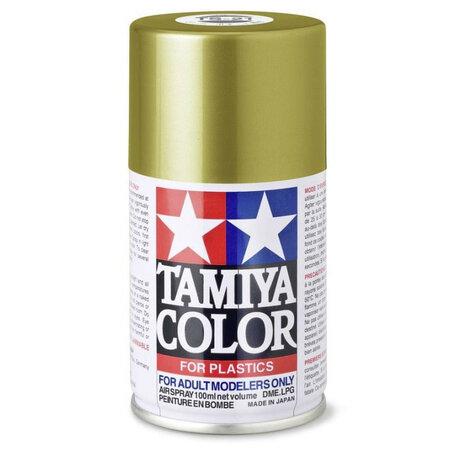 Tamiya TS-21: Gold