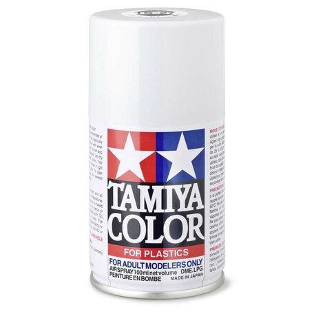 Tamiya TS-27: Matt White