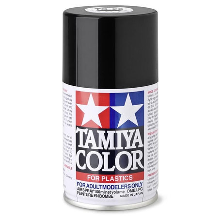 Tamiya TS-29: Semi Gloss Black
