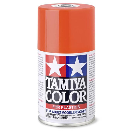 Tamiya TS-31: Bright Orange