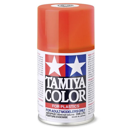 Tamiya TS-36: Fluorescent Red