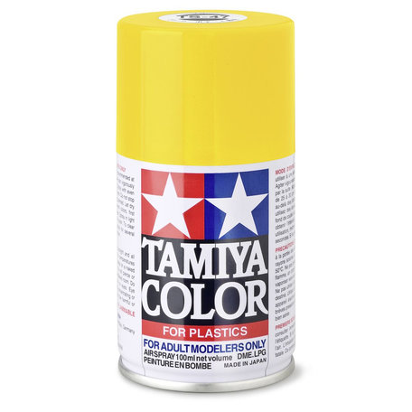 Tamiya TS-47: Chrome Yellow